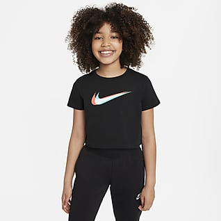 Nike Sportswear Camiseta corta para baile - Niña