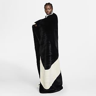 Nike Sportswear Plush Faux Fur Blanket