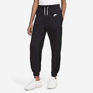 Serena Design Crew Pantalones de tenis de tejido Fleece para mujer