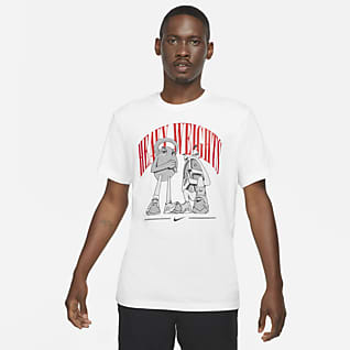 Nike Dri-FIT Pánské tréninkové tričko