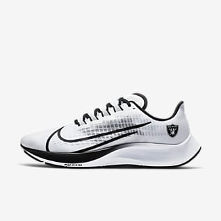 Nike Air Zoom Pegasus 37 (Las Vegas Raiders) Running Shoe