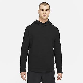 Nike Yoga Nomad Erkek Kapüşonlu Sweatshirt'ü