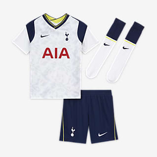Tottenham Hotspur 2020/21 Home Younger Kids' Football Kit