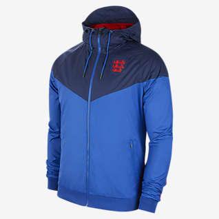 England Windrunner Men's Woven Jacket