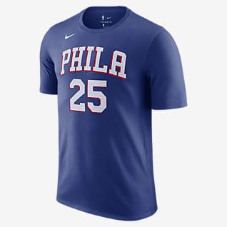 Ben Simmons 76ers Men's Nike NBA T-Shirt