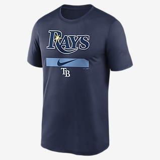 Nike Dri-FIT Swoosh Legend (MLB Tampa Bay Rays) Men's T-Shirt