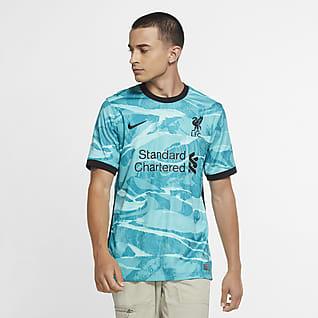 Equipamento alternativo Stadium Liverpool FC 2020/21 Camisola de futebol para homem