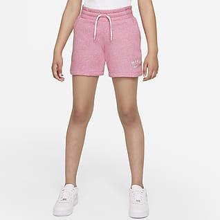Nike Sportswear Shorts para niña talla grande