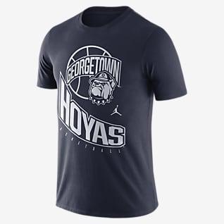 Jordan College Retro (Georgetown) Men's T-Shirt