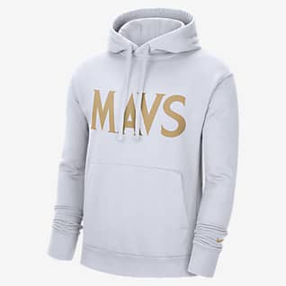 Dallas Mavericks City Edition Logo Men's Nike NBA Pullover Hoodie