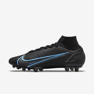 Nike Mercurial Superfly 8 Elite AG Fotbollssko för konstgräs
