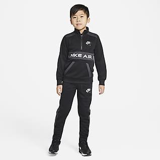 Nike Air Conjunto de entrenamiento para niños talla pequeña