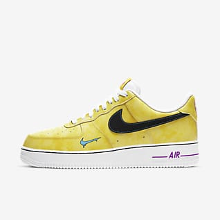 yellow color nike shoes off 60