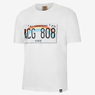 Nike ACG «License plate» Kortermet T-skjorte til herre