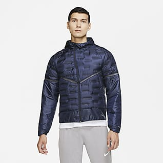 Nike AeroLoft Мужская беговая куртка