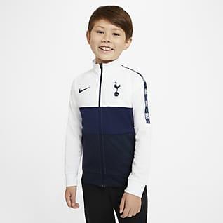 Tottenham Hotspur Chamarra de entrenamiento de fútbol para niño talla grande