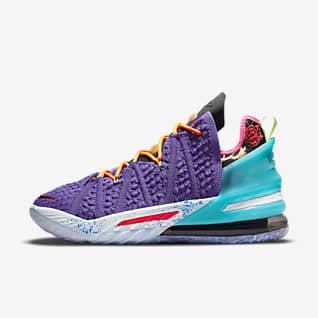 "LeBron 18 ""Best 10-18"" Basketball Shoe"