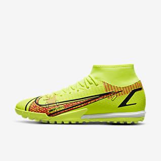Nike Mercurial Superfly 8 Academy TF Turf Football Shoe