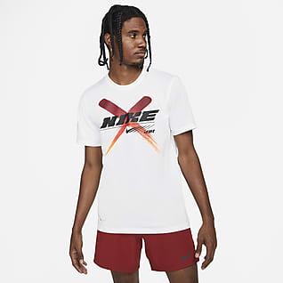 Nike Dri-FIT Playera de entrenamiento estampada para hombre