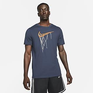 Nike Dri-FIT Swoosh Playera de básquetbol para hombre