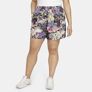 Nike Sportswear Femme Shorts för kvinnor (stora storlekar)