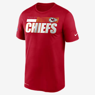 Nike Dri-FIT Team Name Legend Sideline (NFL Kansas City Chiefs) Men's T-Shirt