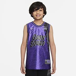 ナイキ Dri-FIT x スペース・プレイヤーズ ジュニア バスケットボールジャージー