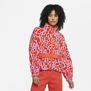 Nike Sportswear Sherpa Kadın Ceketi