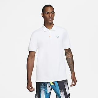 The Nike Polo Rafa Unisex μπλούζα πόλο με στενή εφαρμογή