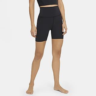 Nike Yoga Luxe Damesshorts