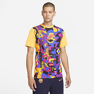 F.C. Barcelona Men's Football T-Shirt