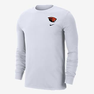 Nike College (Oregon State) Men's Long-Sleeve T-Shirt