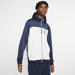 Nike Sportswear Men's Fleece Full-Zip Hoodie