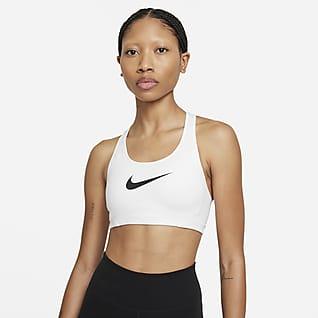Nike Victory Shape Erős tartást adó női sportmelltartó