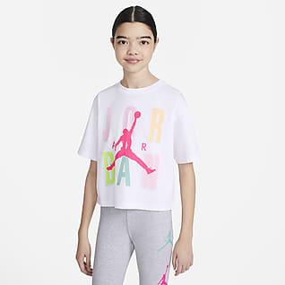 Jordan T-shirt Júnior (Rapariga)