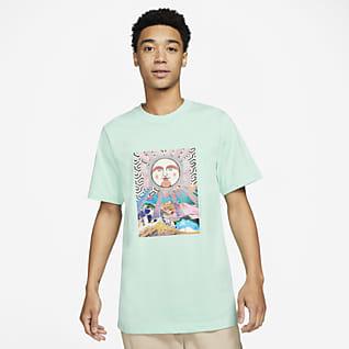 Nike SB Camiseta de skateboarding con gráfico