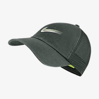 Nike Sportswear Heritage 86 Swoosh Truckerkeps