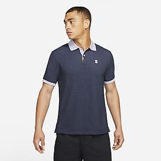 The Nike Polo Slam Polo met aansluitende pasvorm voor heren