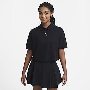Das Nike Polo Poloshirt für Damen