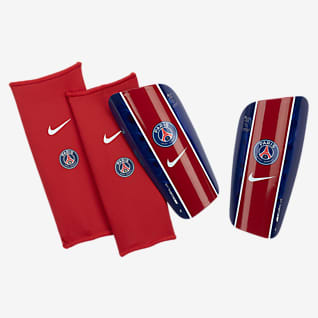 Paris Saint-Germain Mercurial Lite Leggbeskyttere til fotball