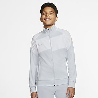Nike Dri-FIT Academy Pro Older Kids' Football Jacket
