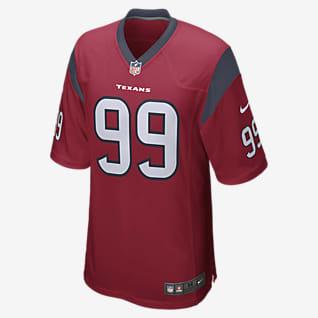 NFL Houston Texans (J.J.Watt) Jersey de fútbol americano Game para hombre