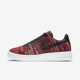 air force 1 rojo vino