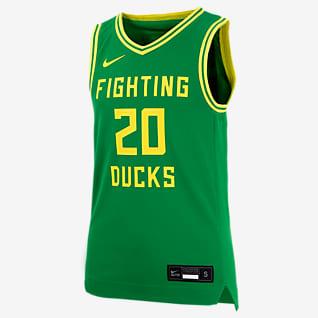 Nike College (Oregon) Big Kids' Basketball Jersey