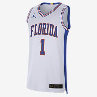 Jordan College Retro (Florida) Camiseta de básquetbol edición limitada para hombre
