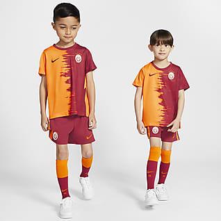 Galatasaray 2020/21 Home Fußball-Trikotset für Kinder