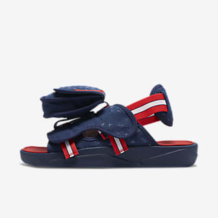 Jordan LS x Paris Saint-Germain Men's Slide