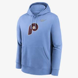 Nike Cooperstown Club (MLB Philadelphia Phillies) Men's Pullover Hoodie