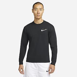 ナイキ メンズ バスケットボール ロングスリーブ Tシャツ