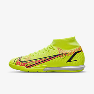 Nike Mercurial Superfly 8 Academy IC Fußballschuh für Hallen- und Hartplätze
